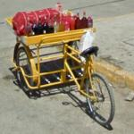 Vendor's tricycle (StreetView)