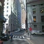 Bicycling in Lower Manhattan (StreetView)