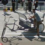 Pedicab (StreetView)