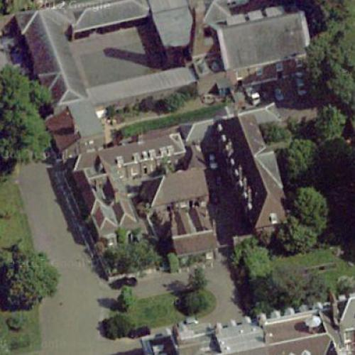 Prince Harry and Meghan Markle's House (Google Maps)