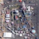 Arizona State Fair amusement rides (Google Maps)