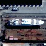 Superyacht Lauren L (Google Maps)