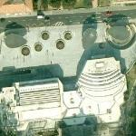 'Centro 5 Continenti' by Mario Botta (Google Maps)
