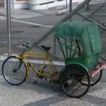 Cycle rickshaw (StreetView)