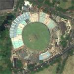 Eden Gardens cricket ground (Google Maps)