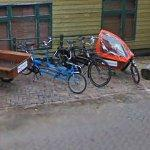 4 different pedal craft (StreetView)