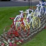 Bicycle Art (StreetView)