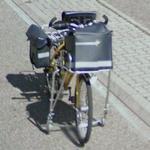 La Poste bike (StreetView)