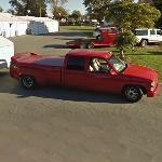 Australian Truck (type?) (StreetView)