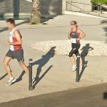 Running event (StreetView)