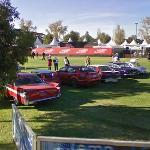 Car show (StreetView)
