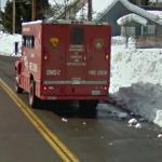 Fire car (StreetView)