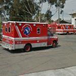 San Diego Ambulance (StreetView)