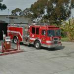 San Diego Fire (StreetView)