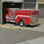 San Diego Fire-Rescue Paramedic (StreetView)