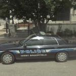 West Brookfield Police Car