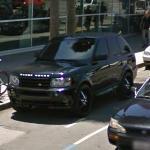 Range Rover (StreetView)