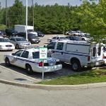 Oakville Police Cars