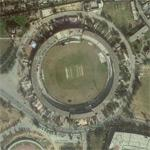 Gaddafi Stadium (Google Maps)