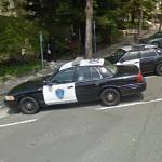 Piedmont PD Cars (StreetView)