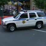 FBI Police Truck (StreetView)