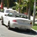 BMW M6 Convertible (StreetView)