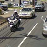 Moto Police (StreetView)