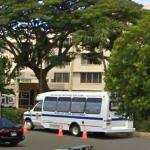 Honolulu Police bus