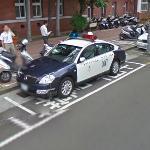 Taiwan Police (StreetView)
