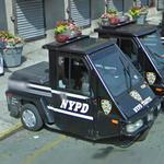 NYPD Traffic (StreetView)