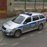 Patrol car (StreetView)
