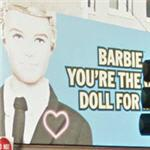 Barbie, You're the Only Doll For Me (StreetView)