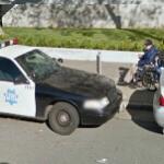 SFPD Crown Victoria (StreetView)