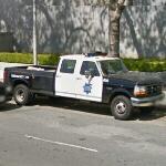 SFPD Ford pickup (StreetView)