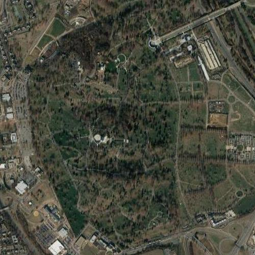 Arlington National Cemetery in Arlington, VA (Google Maps)
