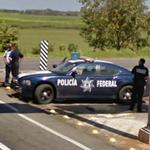 Policía Federal Dodge Charger (StreetView)