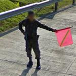 Security checkpoint (StreetView)
