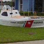 Coast Guard Boat (StreetView)