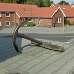 Anchor of Frigate Jylland