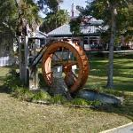 Fountain of Youth Water Wheel