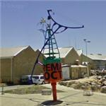 """Freemantle Doctor"" aeolian harp (StreetView)"