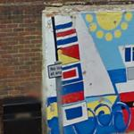 International maritime signal flags (StreetView)