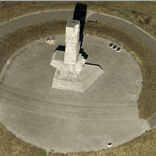 Site where WWII started (Google Maps)