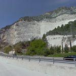 Quarry in Serra san Quirico (StreetView)