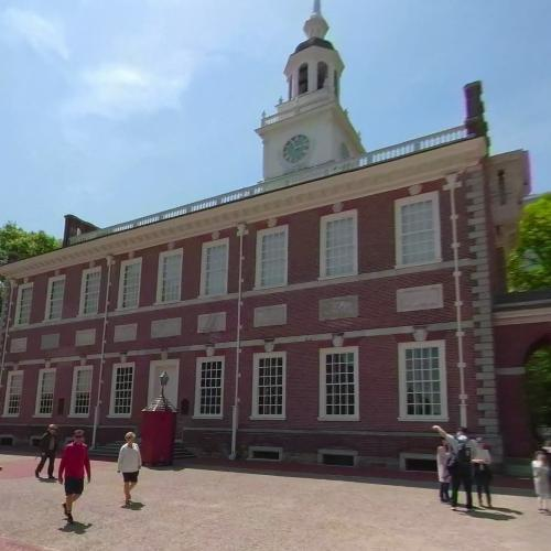 Independence Hall (StreetView)