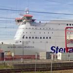 Stena Hollandica in Rotterdam, Netherlands (Google Maps)