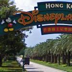 Disneyland Hong Kong (StreetView)