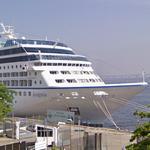 Insignia cruise ship (StreetView)