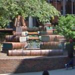 'The Amelia Valerio Weinberg Memorial Fountain' by Michael Frasca (StreetView)