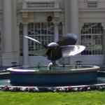 Ship propeller (StreetView)